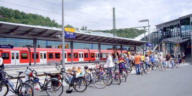 Siegtal pur – Sonderzüge zum Radler-Sonntag