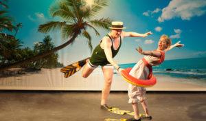 Hagen – Theater im Karree: Pack die Badehose ein