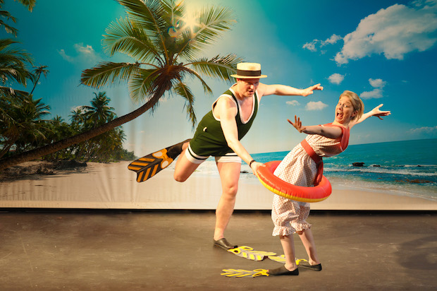 Photo of Hagen – Theater im Karree: Pack die Badehose ein