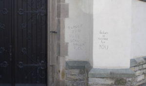Geseke – Sachbeschädigungen durch Graffiti