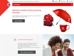 <b>Vodafone lässt durch CosmoShop neuen B2B-Werbemittelshop realisieren</b>