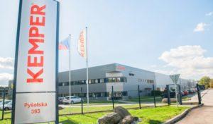 25 Jahre in Tschechien: KEMPER baut internationale Fertigung aus
