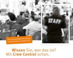 <b>Neues Werkzeug für Veranstalter: Guest-One präsentiert Sicherheitstool Crew Control</b>