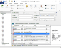 <b>Office Manager kann mehr als Dokumente organisieren</b>