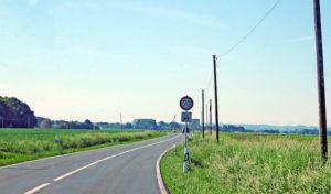 Soest – Grundsätzlich 70 km/h auf Hammer Landstraße