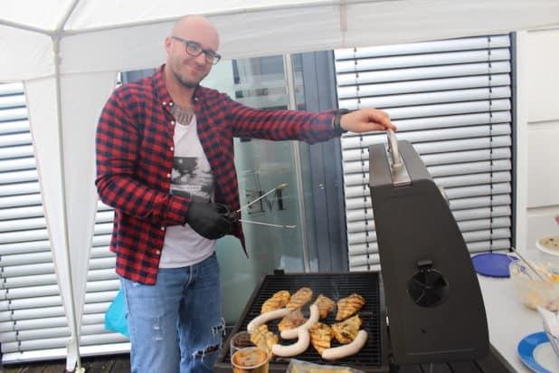 eBody Trainer Dawid - Meister am Grill