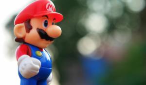 Super Mario als First-Person-AR-Erlebnis
