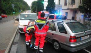 Hagen:  Auto rollt in Gegenverkehr – Fahrerin war nicht ansprechbar