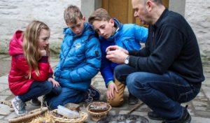 Spannende Erlebnisführung im Museum Wasserschloss Werdringen