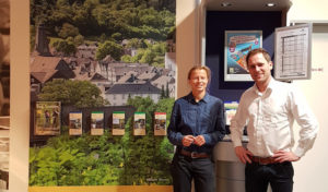 Informationen für Touristen im REWE Markt Bad Laasphe