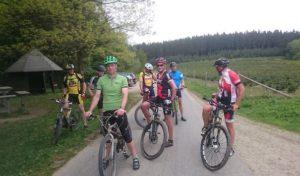 Noch freie Plätze für die nächste geführte Mountainbike-Tour in Hilchenbach