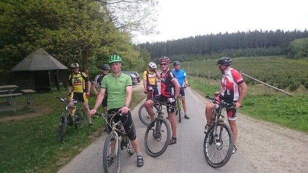 Photo of Noch freie Plätze für die nächste geführte Mountainbike-Tour in Hilchenbach