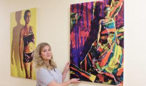 Freudenberg: Menschen in Gemälde verwandelt