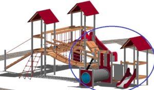Geseke – Neues Spielgerät im Familienzentrum Ehringhausen