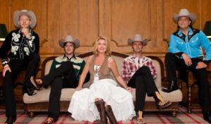 Die Ehrenbürger von Texas zu Gast in Attendorn