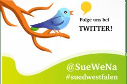 <b>Twitter in Südwestfalen – Wir zwitschern seit 2009 Aktuelles!</b>