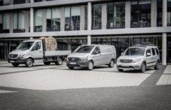 <b>Fünf Jahre kontinuierliches Wachstum: Mercedes-Benz Vans fährt neue Absatzrekorde ein</b>