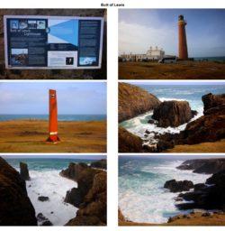 <b>Äußere Hebrideninseln Harris und Lewis in Schottland</b>