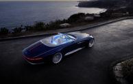 Luxuriöse Offenbarung: Vision Mercedes-Maybach 6 Cabriolet