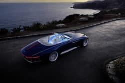 <b>Luxuriöse Offenbarung: Vision Mercedes-Maybach 6 Cabriolet</b>