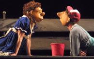 Habbe und Meik – Maskentheater ohne Worte – ein Vergnügen für die ganze Familie