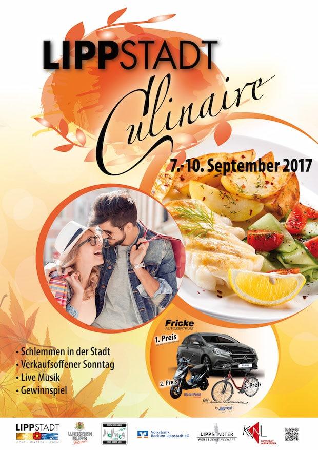 Photo of Vom 7. bis 10. September ist wieder Lippstadt Culinaire