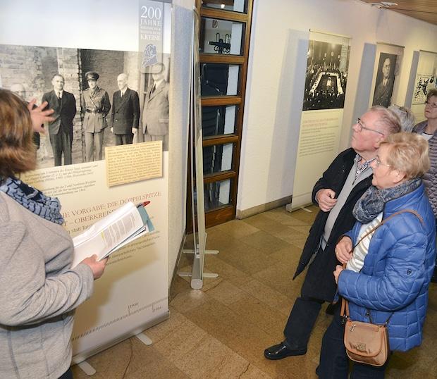 """Photo of Märkischer Kreis – Ausstellung """"200 Jahre Rheinische und Westfälische Kreise"""""""