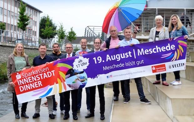 Photo of Meschede – Genuss pur an festlicher Innenstadt-Tafel