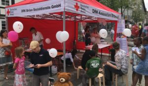 Gelungenes Altstadtfest für den DRK-Kreisverband Brilon