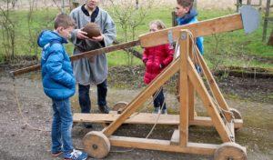 Aufregende Führung im Museum Wasserschloss Werdringen