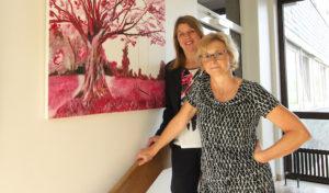 Wilnsdorf – Kunst auf der Treppe mit Simone Löhr