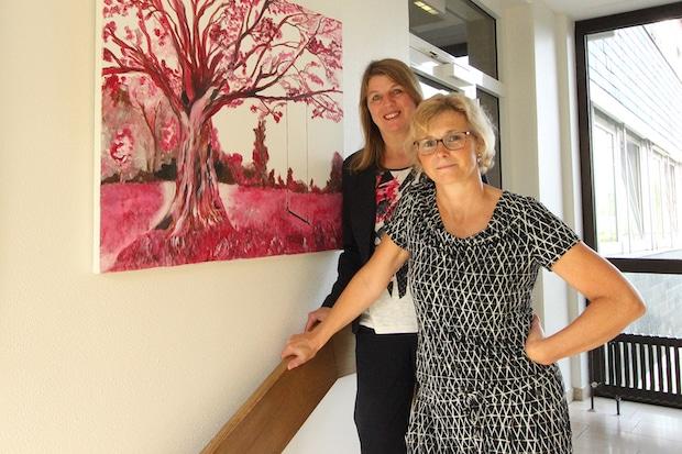 Photo of Wilnsdorf – Kunst auf der Treppe mit Simone Löhr