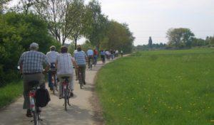 Mit dem Rad auf den Spuren von Geschichte(n) und Bäumen in Lippstadts Süden