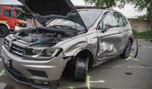 Menden: Drei Verletzte nach Verkehrsunfall