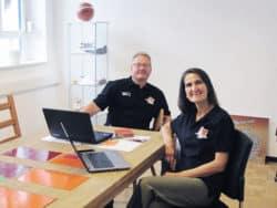 <b>Iserlohn - Kangaroos Geschäftsstelle nun mit hauptamtlichen Mitarbeitern</b>