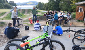 Hilchenbach – Mountainbiketour mit der U-Zing-Crew