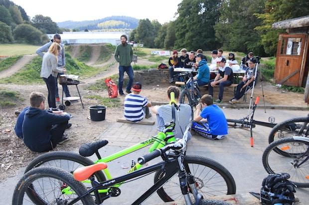 Photo of Hilchenbach – Mountainbiketour mit der U-Zing-Crew