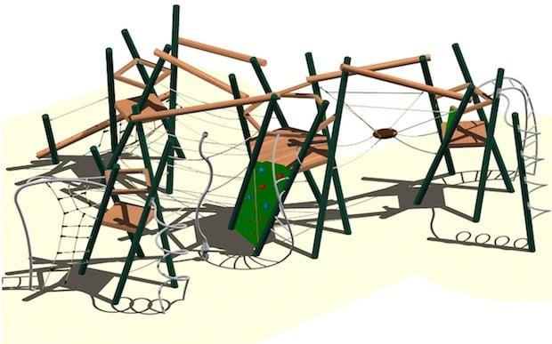 Photo of Geseke – Neues Spielgerät für den Park Thoholte