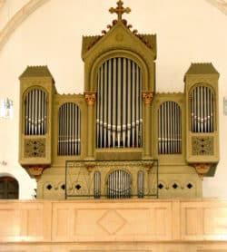 <b>Meschede - Letztes Orgelsommerkonzert</b>