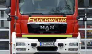 Bad Berlebung – Haus in Vollbrand: 400 000 Euro Sachschaden