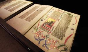 Kind und Bibel – Aktionstag am 3. September im Museum Wilnsdorf
