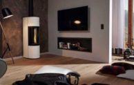 Pellet-Ofen mit Panorama – Diese Flamme kommt ganz groß raus