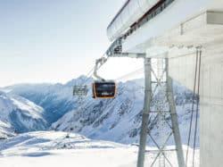 <b>In Österreichs größtem Gletscherskigebiet hat die Skisaison begonnen</b>