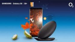 <b>Das Samsung Galaxy S8 im Komplettpaket</b>