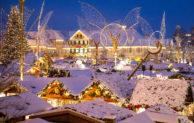 Der barocke Weihnachtsmarkt in Ludwigsburg verzaubert Groß und Klein