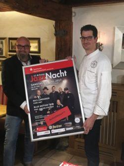 22. Briloner JazzNacht beginnt kulinarisch!