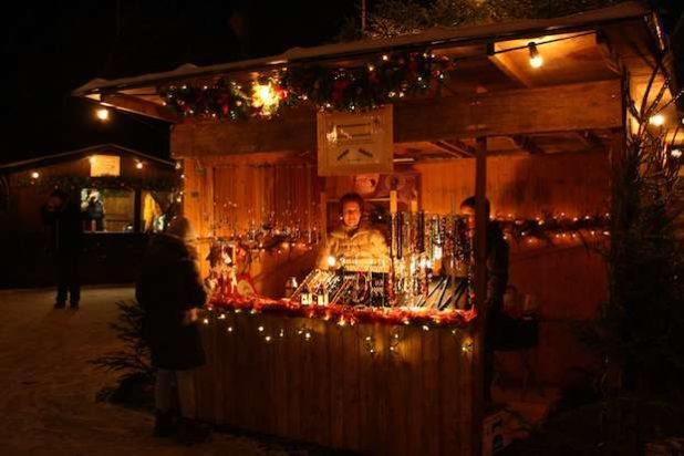 Arnsberg: Weihnachts-Waldmarkt der Waldakademie Vosswinkel e. V.