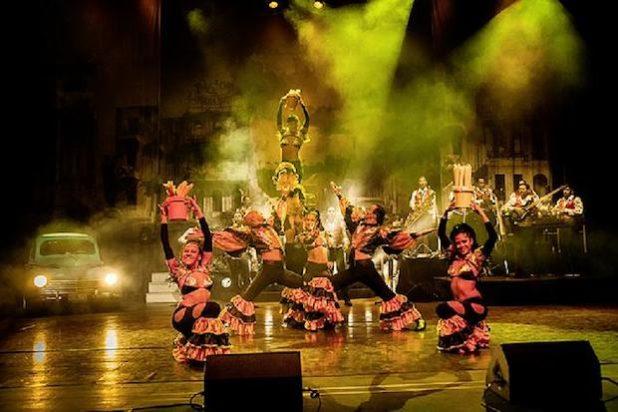 Einzigartige Bühnenshow - Kubastars in Neuenrade