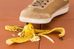Unachtsamkeit kann SEO Fehler produzieren... (sinnbildlich gesprochen)