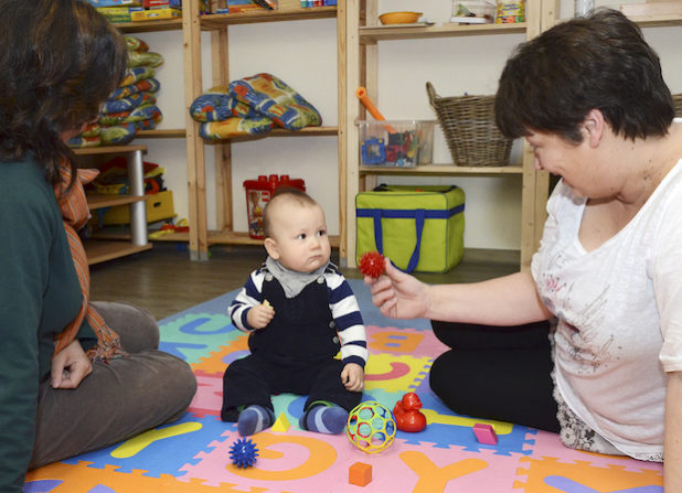 Werl: Café Kinderwagen vor Neueröffnung